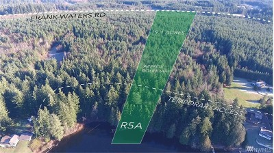Stanwood Residential Lots & Land For Sale: Frank Waters Rd