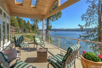 Port Ludlow WA Single Family Home For Sale: $1,175,000