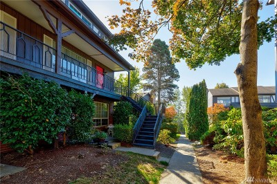 SeaTac Condo/Townhouse For Sale: 3425 S 176th St #262