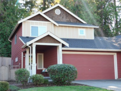 Lacey Single Family Home For Sale: 5044 Roxanna Ct SE