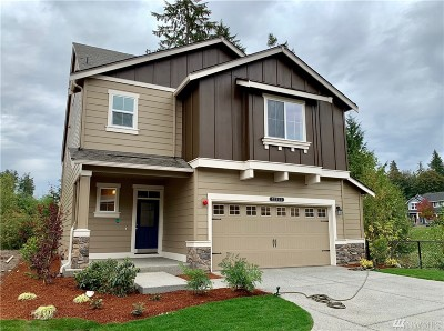 Maple Valley Single Family Home For Sale: 22851 SE 262nd Ct #10