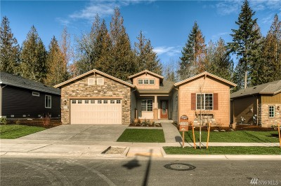 Bonney Lake Single Family Home For Sale: 18503 145th St E