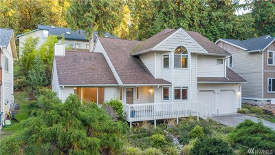 Bellingham Single Family Home For Sale: 69 Grand View Lane