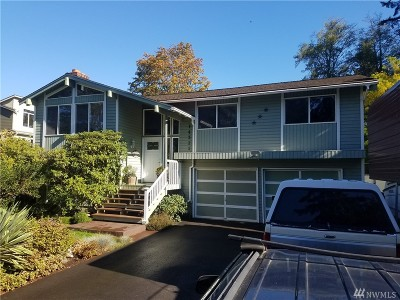 Edmonds Single Family Home For Sale: 14311 47th Place W