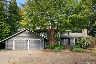 Redmond Single Family Home For Sale: 17706 NE 134th Place