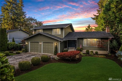 Puyallup Single Family Home For Sale: 213 28th Ave SE