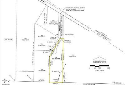 Issaquah Residential Lots & Land For Sale: 7800 288th Ave SE