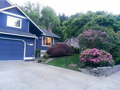 Bothell Single Family Home For Sale: 22432 18th Ave SE