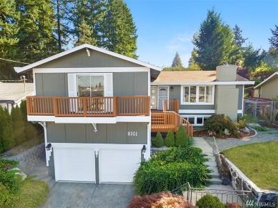 Single Family Home For Sale: 8301 S Alaska St