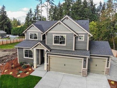 Puyallup Single Family Home For Sale: 15004 116th Av Ct E