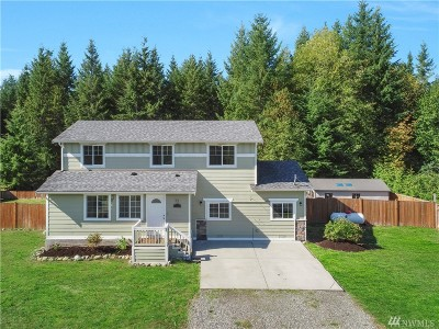 Snohomish Single Family Home For Sale: 1130 231st Ave NE