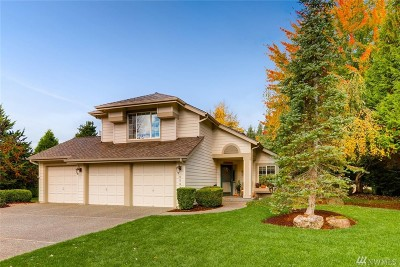 Carnation Single Family Home For Sale: 32860 NE 42nd St