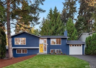 Kirkland Single Family Home For Sale: 9765 NE 134th St