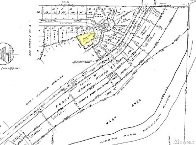 Glacier WA Residential Lots & Land For Sale: $56,500