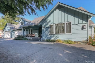 Tacoma Single Family Home For Sale: 1327 93rd St E