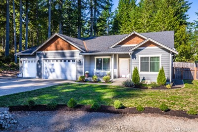 Port Orchard Single Family Home For Sale: 11907 Mayfair Ave SW