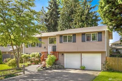 Kirkland Single Family Home For Sale: 12065 104th Ave NE