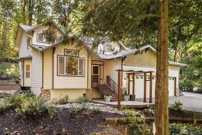 Issaquah Single Family Home For Sale: 24205 SE 164th St