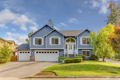 Bothell Single Family Home For Sale: 4705 152nd Place SE