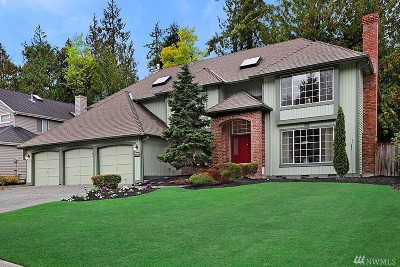 Sammamish Single Family Home For Sale: 23418 NE 22nd St