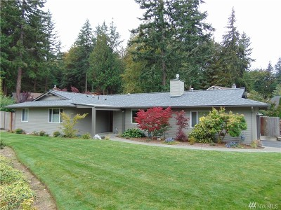 Bellingham Single Family Home Sold: 833 St Andrews Wy