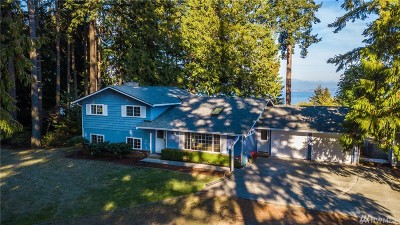 Single Family Home Sold: 2948 Strawberry Point Rd