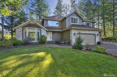 Port Orchard Single Family Home For Sale: 6331 Troon Ave SW