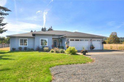 Centralia Single Family Home For Sale: 3712 Russell Rd