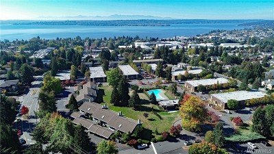 Kirkland Condo/Townhouse For Sale: 11120 NE 68th St #201