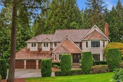 Redmond Single Family Home Contingent: 16430 NE 133rd Ct