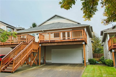 Tumwater Condo/Townhouse For Sale: 3627 Simmons Mill Ct SW #B