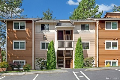 Woodinville Condo/Townhouse For Sale: 14210 NE 181st Place #M202