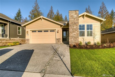 Bonney Lake Single Family Home For Sale: 18413 145th St E