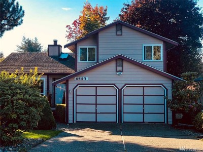 Lacey Single Family Home For Sale: 4507 29th Ct SE