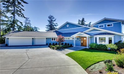 Bellingham Single Family Home For Sale: 530 Bayside Rd