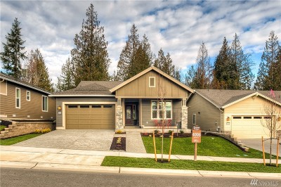 Bonney Lake Single Family Home For Sale: 18409 145th St E