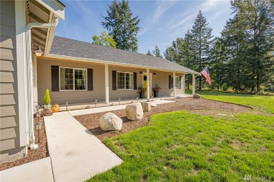 Bellingham Single Family Home For Sale: 3111 30th St