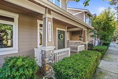 Snoqualmie Condo/Townhouse For Sale: 7411 Warren Ave SE #B