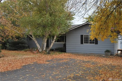 Soap Lake Single Family Home For Sale: 20451 NW Linden Rd