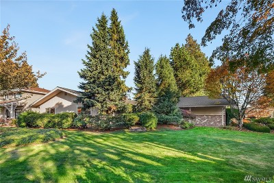 Mercer Island Single Family Home For Sale: 5734 91st Ave SE