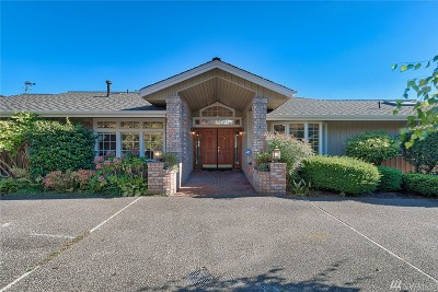 Gig Harbor Single Family Home For Sale: 8808 30th St Ct NW