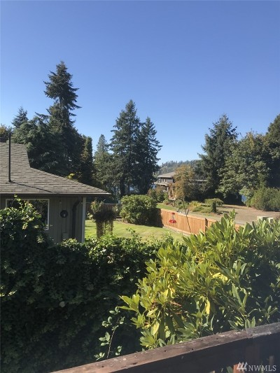 Gig Harbor Single Family Home For Sale: 4002 10th St NW