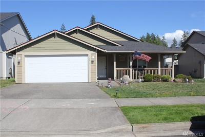 Lacey Single Family Home For Sale: 2917 Campus Prairie Lp NE