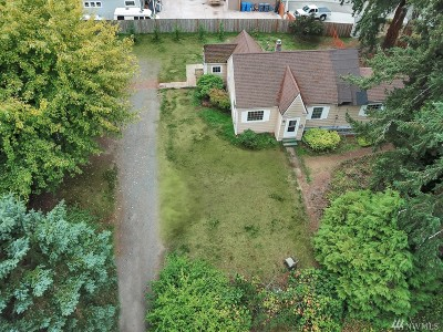 Puyallup Single Family Home For Sale: 8420 128th St E