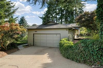 Kirkland Single Family Home For Sale: 9529 NE 137th St