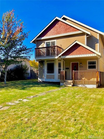 Single Family Home For Sale: 7230 S Wapato St