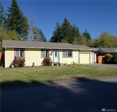 Shelton Single Family Home Pending Inspection: 1404 Wingwood Place