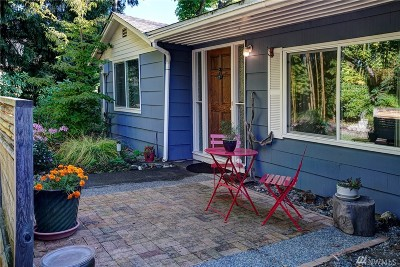 Redmond Single Family Home For Sale: 6002 156th Ave NE