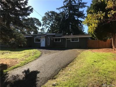 Tacoma Single Family Home For Sale: 8006 Oakridge Dr SW