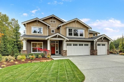 Bothell Single Family Home Contingent: 15432 98th Ct NE